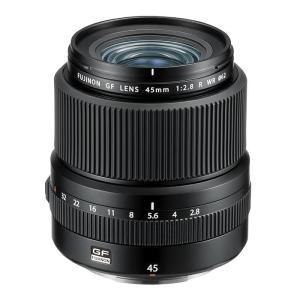《新品》 FUJIFILM(フジフイルム) フジノン GF45mm F2.8 R WR|ymapcamera