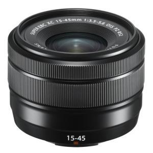 《新品》 FUJIFILM(フジフイルム) フジノン XC15-45mm F3.5-5.6 OIS PZ ブラック|ymapcamera
