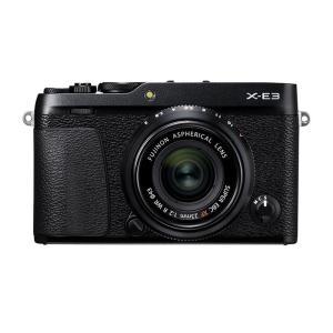 《新品》 FUJIFILM (フジフイルム) X-E3 XF23mmF2 R WRキット ブラック|ymapcamera