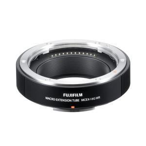《新品アクセサリー》 FUJIFILM (フジフイルム) マクロエクステンションチューブ MCEX-18G WR|ymapcamera