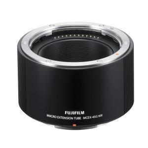 《新品アクセサリー》 FUJIFILM (フジフイルム) マクロエクステンションチューブ MCEX-45G WR|ymapcamera