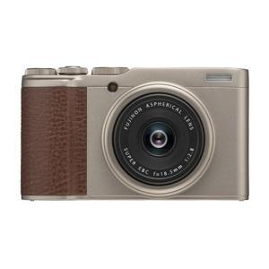 《新品》 FUJIFILM (フジフイルム) XF10 シャンパンゴールド[ コンパクトデジタルカメラ ]|ymapcamera