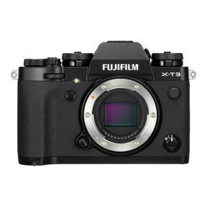 《新品》FUJIFILM (フジフイルム) X-T3 ボディ ブラック|ymapcamera