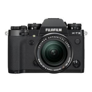 《新品》FUJIFILM (フジフイルム) X-T3 レンズキット ブラック|ymapcamera