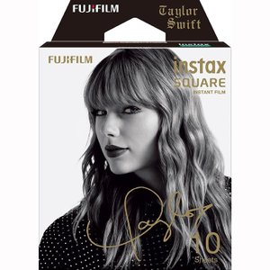 《新品アクセサリー》 FUJIFILM (フジフイルム) スクエアフォーマットフィルム instax SQUARE Taylor Swift Edition ymapcamera
