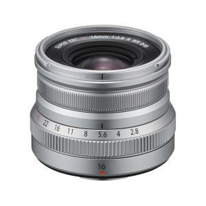 《新品》FUJIFILM (フジフイルム) フジノン XF16mm F2.8 R WR シルバー[ Lens | 交換レンズ ]|ymapcamera
