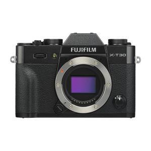 《新品》 FUJIFILM (フジフイルム) X-T30 ボディ ブラック[ ミラーレス一眼カメラ | デジタル一眼カメラ | デジタルカメラ ]|ymapcamera