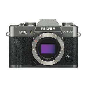 《新品》 FUJIFILM (フジフイルム) X-T30 ボディ チャコールシルバー|ymapcamera