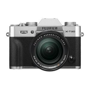 《新品》 FUJIFILM (フジフイルム) X-T30 XF18-55mmレンズキット シルバー[ ミラーレス一眼カメラ | デジタル一眼カメラ | デジタルカメラ ]|ymapcamera