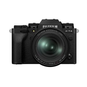 《新品》FUJIFILM (フジフイルム) X-T4 XF16-80mmレンズキット ブラック 【X...