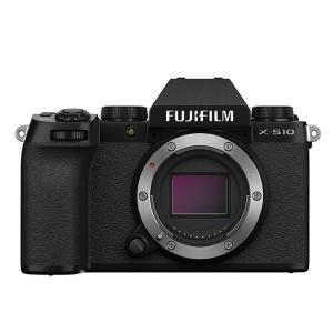 《新品》FUJIFILM (フジフイルム) X-S10 ボディ ブラック|ymapcamera