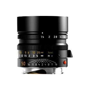 《新品》 Leica(ライカ) ズミルックス M 50mmF1.4 ASPH.(6bit) ブラック