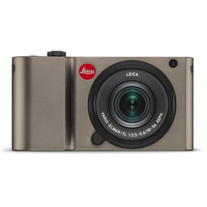 《新品》 Leica(ライカ) TL 標準ズームセット チタン[ デジタル一眼カメラ | デジタルカメラ ]|ymapcamera
