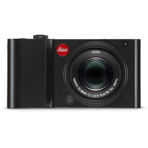 《新品》 Leica(ライカ) TL 標準ズームセット ブラック[ デジタル一眼カメラ | デジタルカメラ ]【オリジナル保護ガラスプレゼント】|ymapcamera
