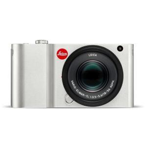 《新品》 Leica(ライカ) TL 標準ズームセット シルバー[ デジタル一眼カメラ | デジタルカメラ ]【オリジナル保護ガラスプレゼント】|ymapcamera