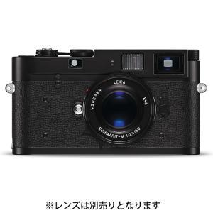 《新品》 Leica(ライカ) M-A(Typ127) ブラッククローム|ymapcamera