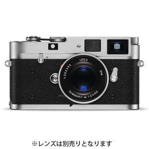 《新品》 Leica(ライカ) M-A(Typ127) シルバークローム