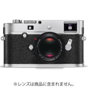 《新品》 Leica M-P(Typ240) シルバークローム【アルティザン&アーティストボディケースプレゼント】|ymapcamera
