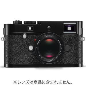 《新品》 Leica M-P(Typ240) ブラックペイント【アルティザン&アーティストボディケースプレゼント】|ymapcamera