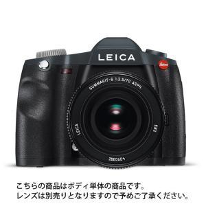 《新品》 Leica(ライカ)S-E(Typ006)〔メーカー取寄品〕|ymapcamera
