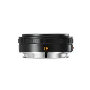 《新品》Leica (ライカ) エルマリート TL18mm F2.8 ASPH. ブラック|ymapcamera
