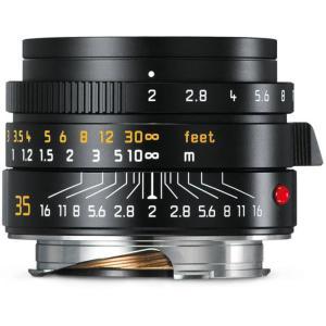 《新品》 Leica(ライカ) ズミクロン M35mm F2.0 ASPH. ブラック [11673]|ymapcamera
