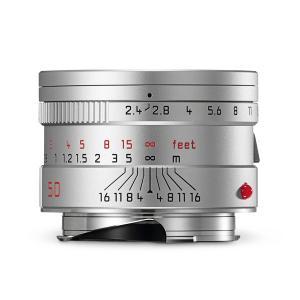 《新品》 Leica(ライカ) ズマリット M50mm F2.4 シルバー|ymapcamera