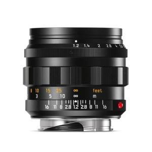 《新品》 Leica(ライカ)ノクティルックス M50mm F1.2 ASPH.  ブラックアルマイト〔納期未定・予約商品〕 ymapcamera