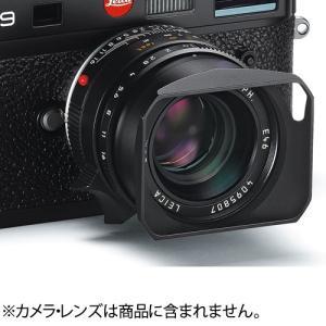 《新品アクセサリー》 Leica(ライカ) レンズフード 35mm F1.4〔メーカー取寄品〕|ymapcamera
