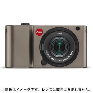 《新品》 Leica(ライカ) TL チタン[ デジタル一眼カメラ | デジタルカメラ ]【オリジナル保護ガラスプレゼント】|ymapcamera