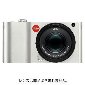 《新品》 Leica(ライカ) T(Typ701) シルバー【オリジナル液晶保護ガラスプレゼント】【在庫限り(生産完了品)】[ デジタル一眼カメラ   デジタルカメラ ] ymapcamera