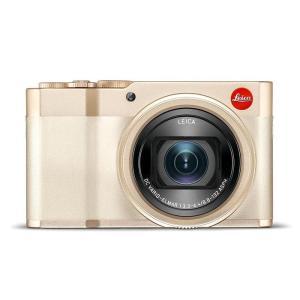 《新品》Leica (ライカ) C-LUX ライトゴールド|ymapcamera