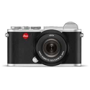 【ご予約受付中】《新品》 Leica (ライカ) CL  スタンダードバリオキット 18-56mm シルバー 発売予定日 :2018年11月23日|ymapcamera