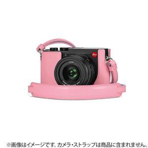《新品アクセサリー》Leica (ライカ)  Q2用 レザープロテクター ピンク  [ カメラケース ] ymapcamera