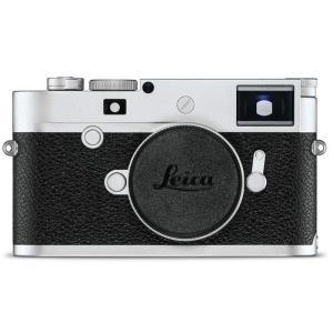 《新品》 Leica (ライカ) M10-P シルバークローム〔納期未定・予約商品〕|ymapcamera