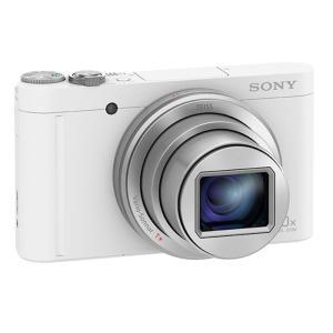 《新品》 SONY(ソニー) Cyber-shot DSC-WX500 ホワイト ホワイト|ymapcamera