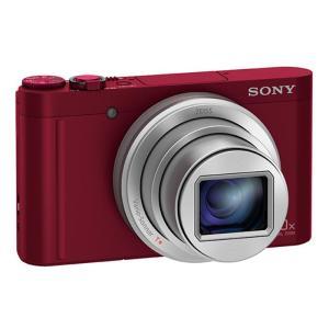《新品》 SONY(ソニー) Cyber-shot DSC-WX500 レッド レッド|ymapcamera