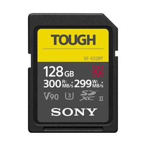 《新品アクセサリー》 SONY (ソニー) TOUGH SDXCカード UHS-II 128GB SF-G128T|ymapcamera
