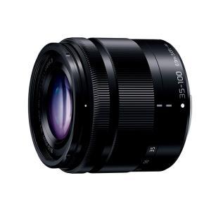 《新品》 Panasonic (パナソニック) LUMIX G VARIO 35-100mm F4.0-5.6 ASPH./MEGA O.I.S.ブラック|ymapcamera