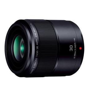 《新品》 Panasonic (パナソニック) LUMIX G MACRO 30mm F2.8 ASPH. MEGA O.I.S.|ymapcamera