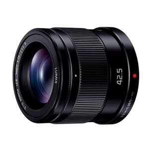 《新品》 Panasonic (パナソニック) LUMIX G 42.5mm F1.7 ASPH. POWER O.I.S. ブラック|ymapcamera
