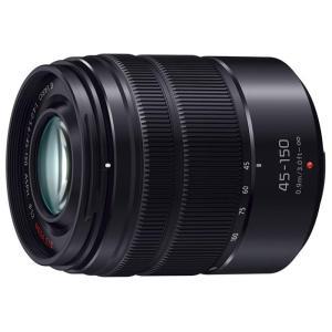 《新品》 Panasonic (パナソニック) LUMIX G VARIO 45-150mm F4.0-5.6 ASPH. MEGA O.I.S. マットブラック|ymapcamera