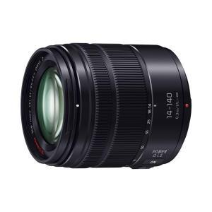 《新品》 Panasonic (パナソニック) LUMIX G VARIO 14-140mm F3.5-5.6 ASPH. POWER O.I.S. マットブラック|ymapcamera