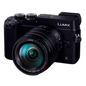 《新品》 Panasonic (パナソニック) LUMIX DMC-GX8H 高倍率ズームレンズキット ブラック