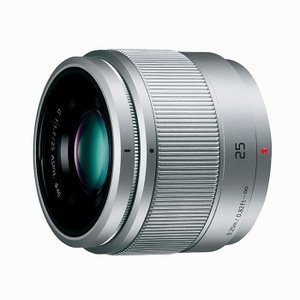 《新品》 Panasonic (パナソニック) LUMIX G 25mm F1.7 ASPH. シルバー|ymapcamera