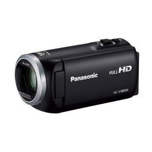 《新品》 Panasonic (パナソニック) デジタルハイビジョンビデオカメラ HC-V480M-K【在庫限り(生産完了品)】