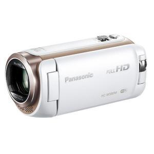 《新品》 Panasonic (パナソニック) デジタルハイビジョンビデオカメラ HC-W580M-W