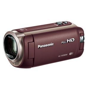 《新品》 Panasonic (パナソニック) デジタルハイビジョンビデオカメラ HC-W580M-T