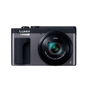 《新品》Panasonic (パナソニック) LUMIX DC-TZ90 シルバー|ymapcamera