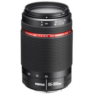 《新品》 PENTAX(ペンタックス) HD DA55-300mm F4-5.8ED WR...